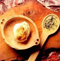 Sole stuffed with Reineta apple from El Bierzo with nettle sauce